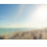 Beach, Blurry