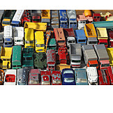 Modellauto, Spielzeugautos