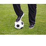 Soccer, Soccer Training, Football Player