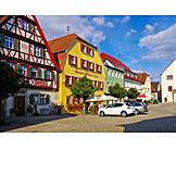 Gasthof, Aub