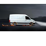 Logistik, Lieferwagen, Express