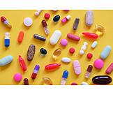 Medikament, Tablette, Pille