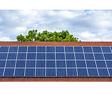 Solar Panel, Photovoltaic System, Solar Roof