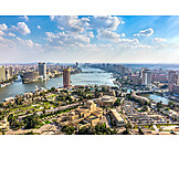 City view, Cairo