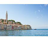 Rovinj, Adriatic coast