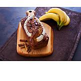 Cake, Banana Cake