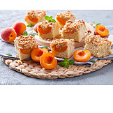 Cake, Apricot Cake