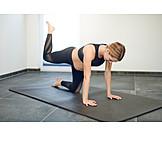 Pilates, Natal Exercises