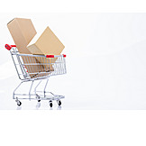 Cart, Home shopping