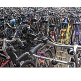 Bicycle, Bicycle Parking