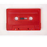 Music, Red, Tape