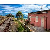 Domestic Life, Railway