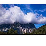 Weather, Cumulus, Lower Tauern