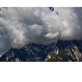 Cumulus, Weather, Lower Tauern