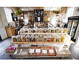 Grocery store, Unpacked, Organic grocery store