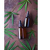 Marijuana Plant, Alternative Medicine, Essence