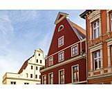 Stralsund, Community center