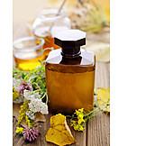 Herbs, Alternative Medicine, Syrup