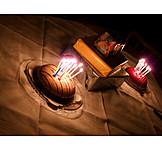 Birthday, Gifts, Birthday Cake