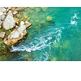 Wasser, Fluss, Wildwasser