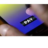 Paying, Cashless, Online, Smart Phone