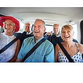 Seniors, Seat Belts, Travel