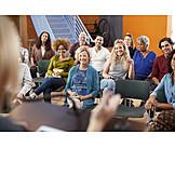 Rede, Vortrag, Präsentation, Ansprache