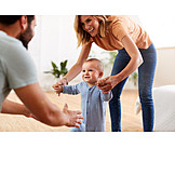 Baby, Laufen Lernen, Elternzeit