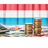 Finanzen, Euro, Luxemburg