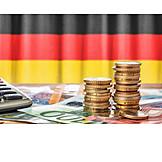 Finanzen, Deutschland, Euro