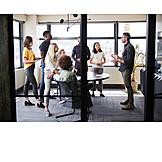Meeting, Team, Mitarbeiter