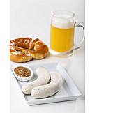 Frühstück, Weißwurst