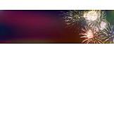 Firework Display, New Years Eve, Pyrotechnics