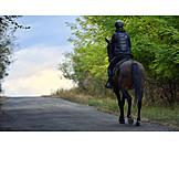 Rider, Ride, Horses