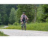 Active Seniors, Mountain Bike, E-bike