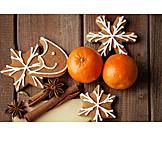 Christmas, Tandarine, Gingerbread