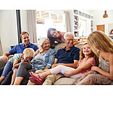 Zuhause, Familie, Generation