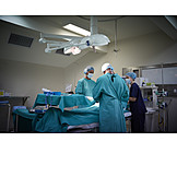 Hospital, Surgery, Operating Room