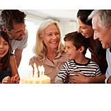 Geburtstag, Geburtstagskuchen, Geburtstagsfeier