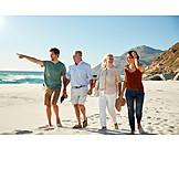 Beach, Vacation, Family