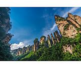 Nature, Wulingyuan