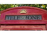 Telephone Booth, Telephone
