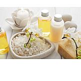 Hautpflege, Seife, Badesalz