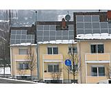 Power Generation, Solar Energy, Solar Roof