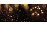 Party, Balloon, Firework Display