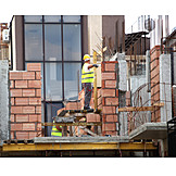 Construction Worker, Building Construction, Construction Site