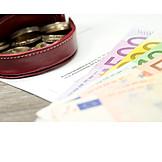 Altersvorsorge, Rente, Rentenbescheid