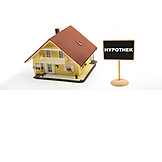 Eigenheim, Hypothek, Grundpfandrecht