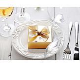 Essen, überraschung, Geschenk