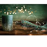 Candle, Candlelight, Advent season